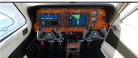 Baron G58 panel file Image Flight Simulator 2020
