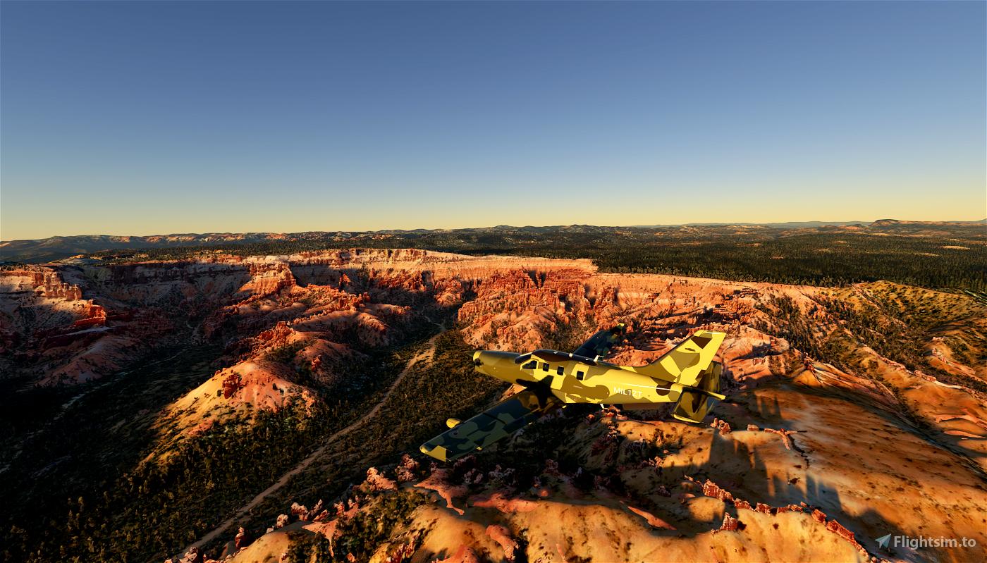 Bryce Canyon National Park, Utah - v2