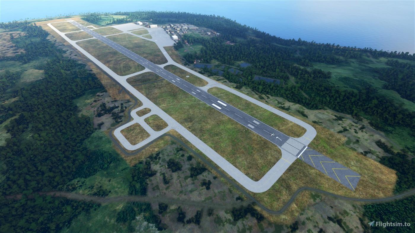 [RJAW] Iwoto Airbase - Japan