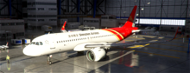 AGSZ A320neo Image Flight Simulator 2020