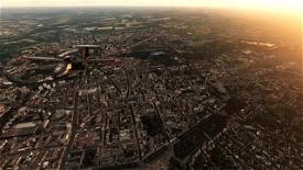 Amiens City Image Flight Simulator 2020