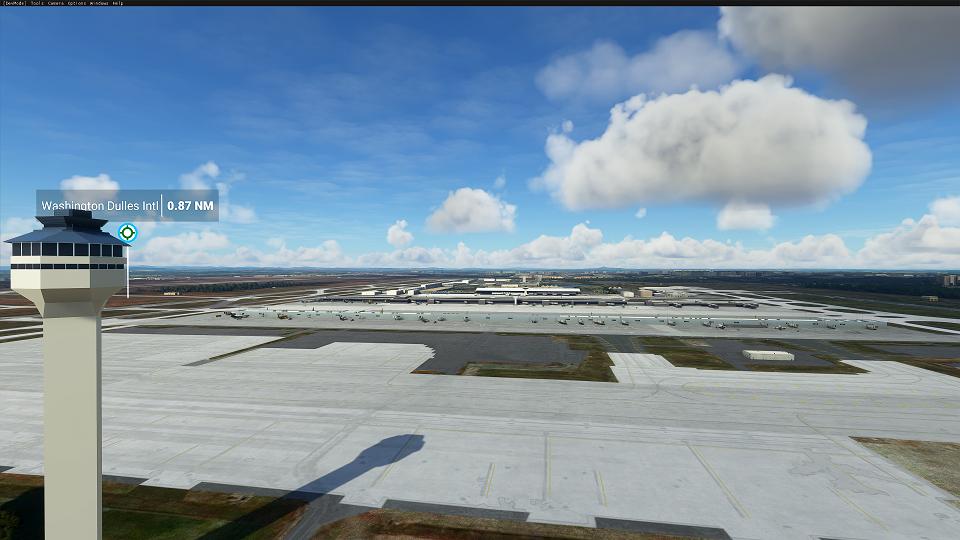 KIAD Washington Dulles International Airport