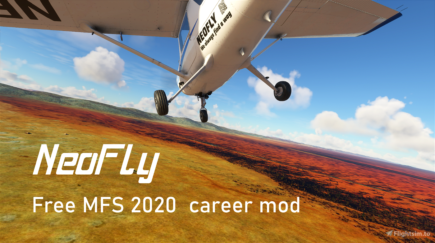 NeoFly Flight Simulator 2020