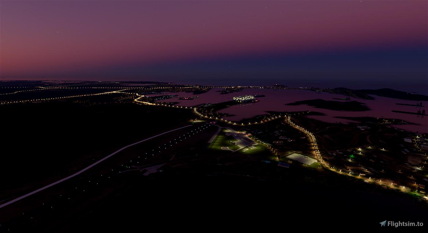 VCCT- CHINA BAY- TRINCOMALEE SRI LANKA Flight Simulator 2020