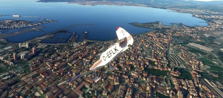 Robin Cap10 X flight model mod Flight Simulator 2020