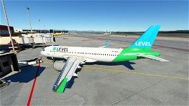 LEVEL A320N Livery Image Flight Simulator 2020
