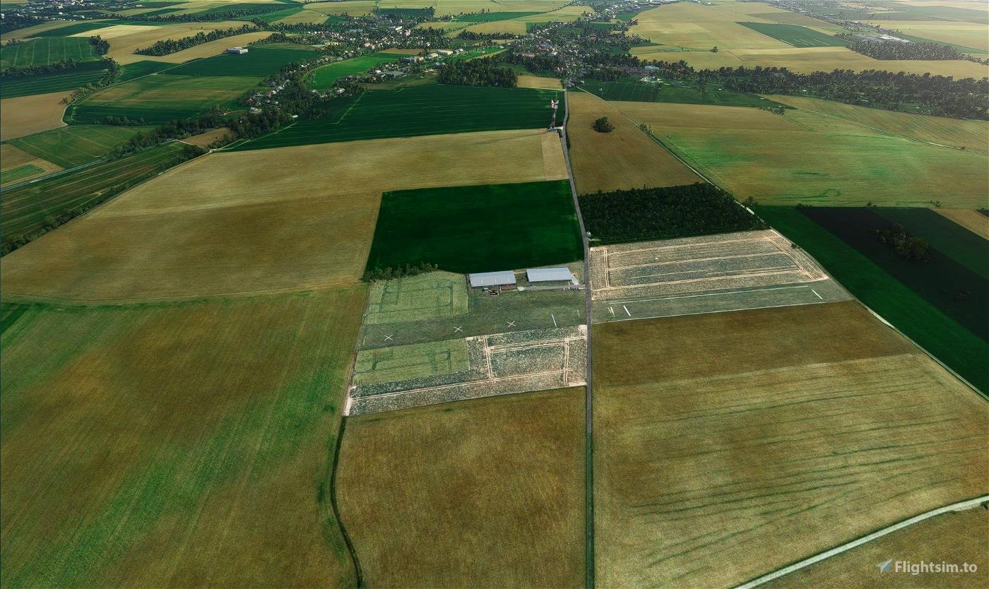EBAV Avernas-le-Bauduin, Belgium Flight Simulator 2020