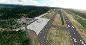 Szczecin Goleniów airport EPSC Image Flight Simulator 2020