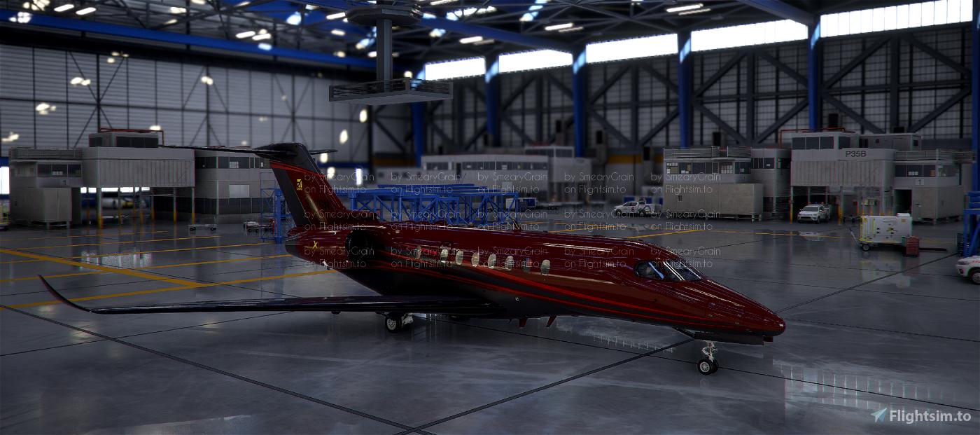 Cessna Citation Longitude X Series (Now in 9 colours!)