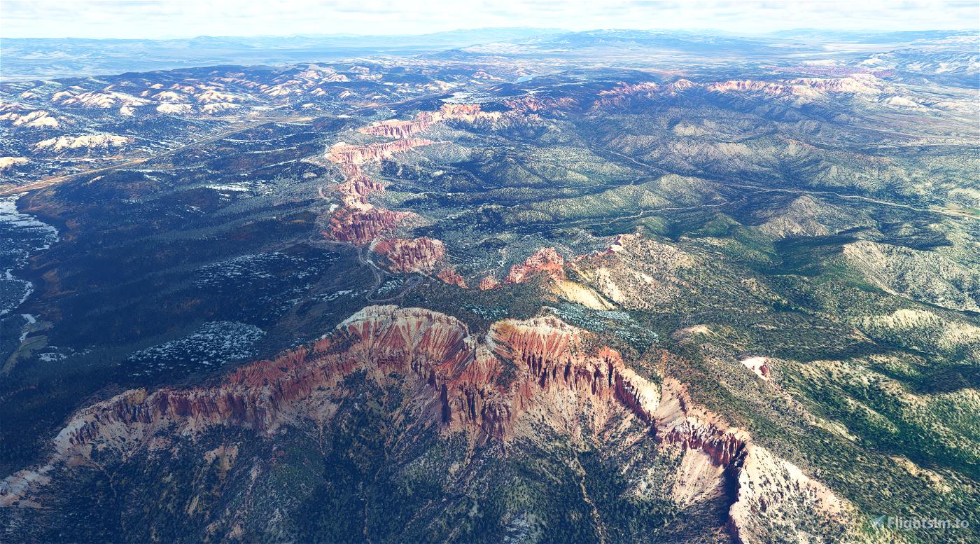 Bryce Canyon National Park, Utah - v2 Flight Simulator 2020