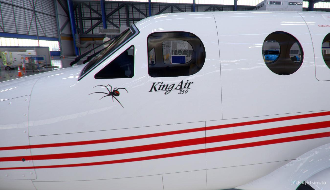 Australian Army King Air 350 A32-439