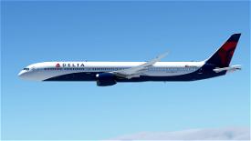 Delta ALT (8k) Image Flight Simulator 2020