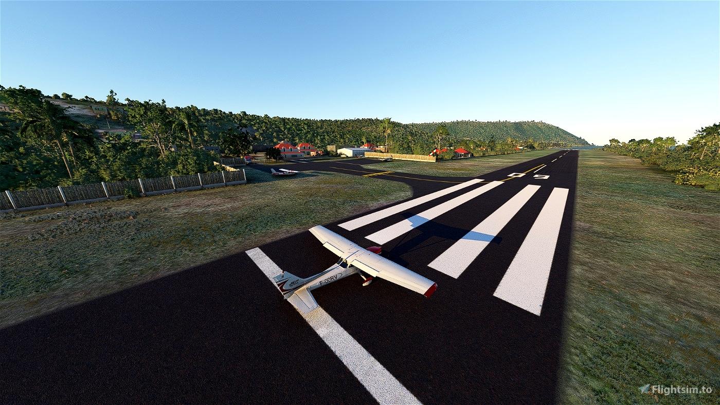 Désirade Island, Guadeloupe [TFFA] Flight Simulator 2020