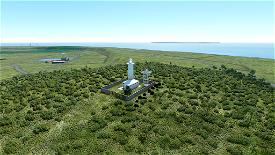 Kitadaitojima Lighthouse - Japan Image Flight Simulator 2020