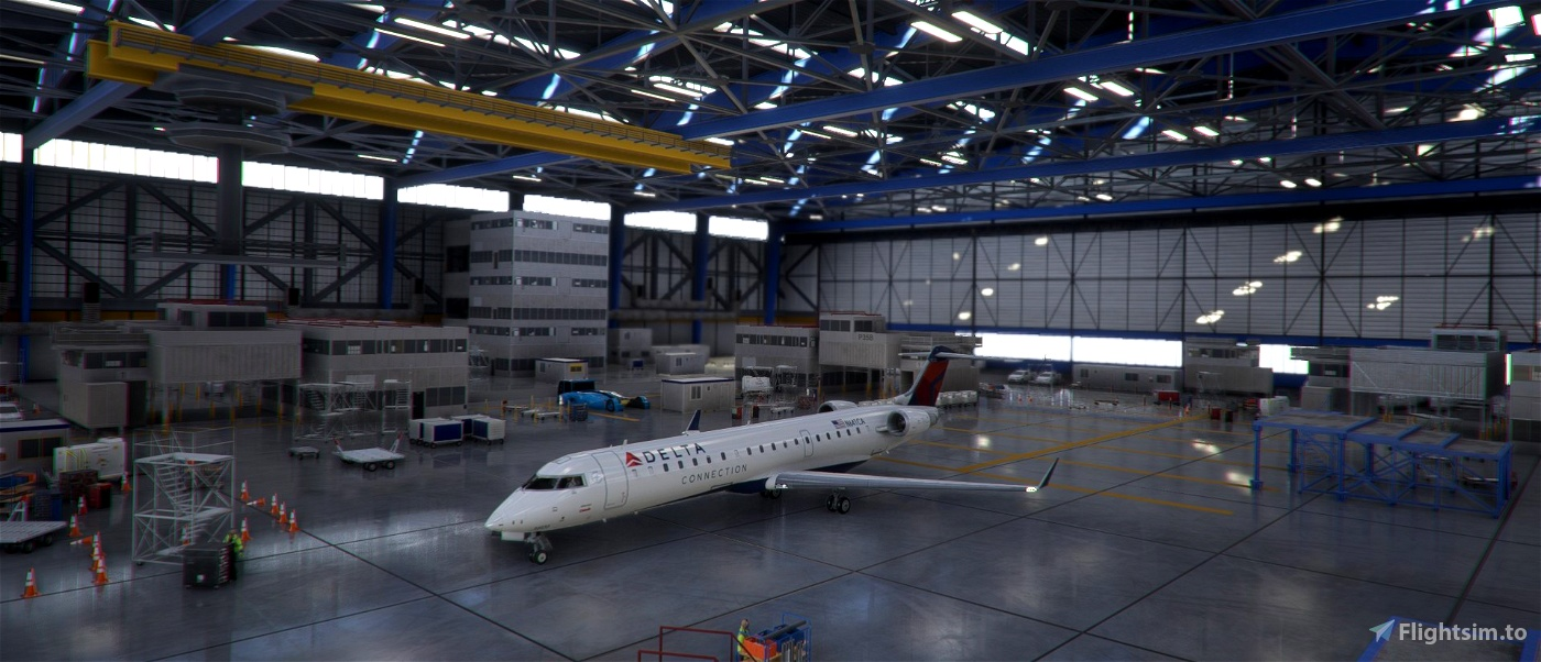 Liveries for CRJ-700 by Canadian Mods Flight Simulator 2020