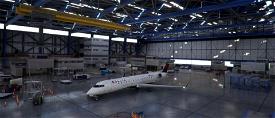 Liveries for CRJ-700 by Canadian Mods Image Flight Simulator 2020