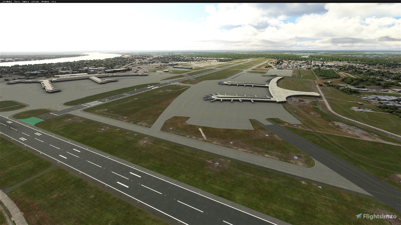 KMSY-Louis Armstrong International Airport Enhancement