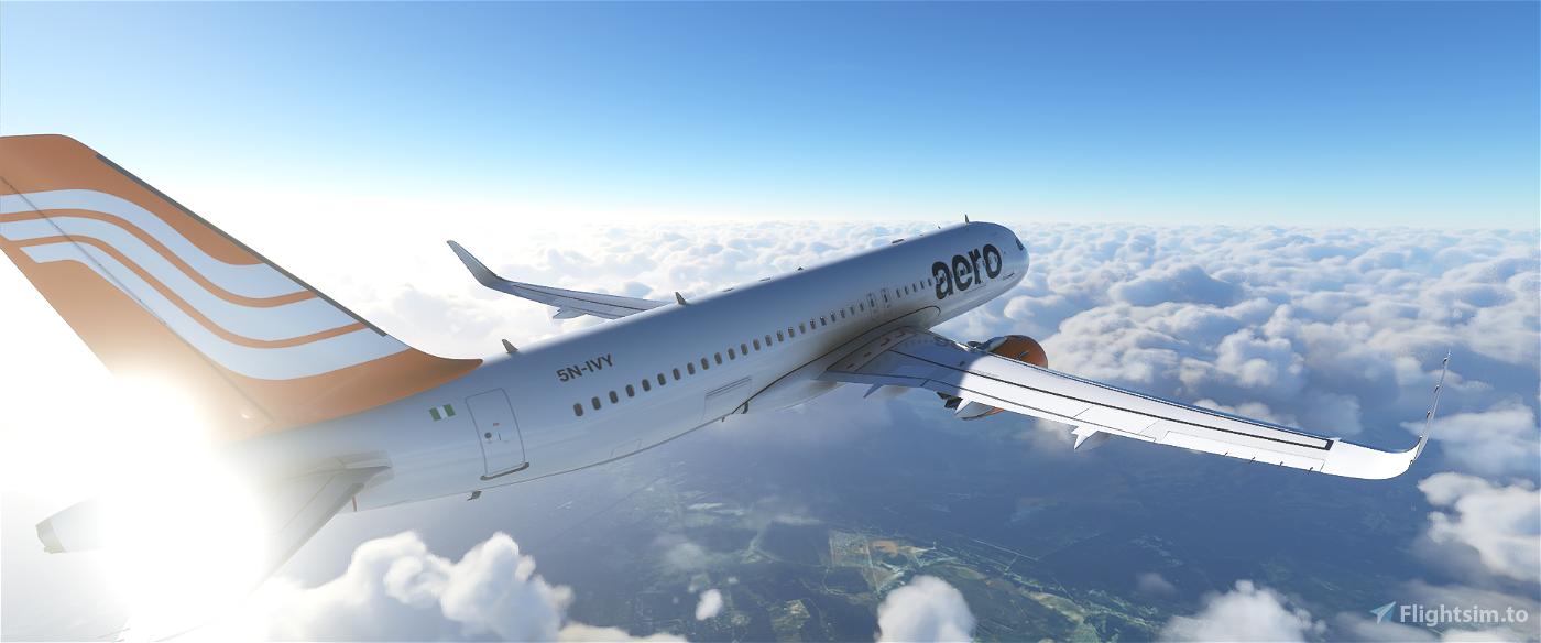 A320 Aero Contractors | 4K