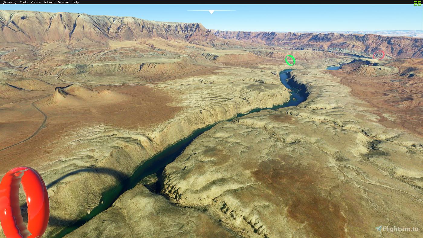 Grand Canyon Racing Course
