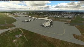 KMSY-Louis Armstrong International Airport Enhancement Image Flight Simulator 2020