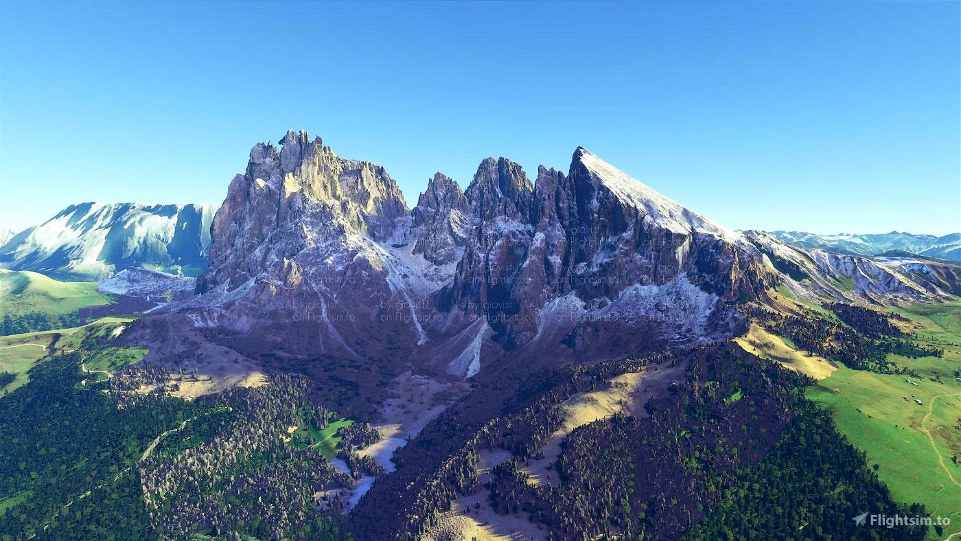 Italy - Sassolungo