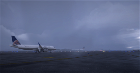 United Airlines 4k textures Image Flight Simulator 2020