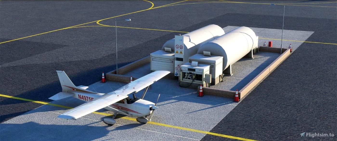 L35 Big Bear Airport