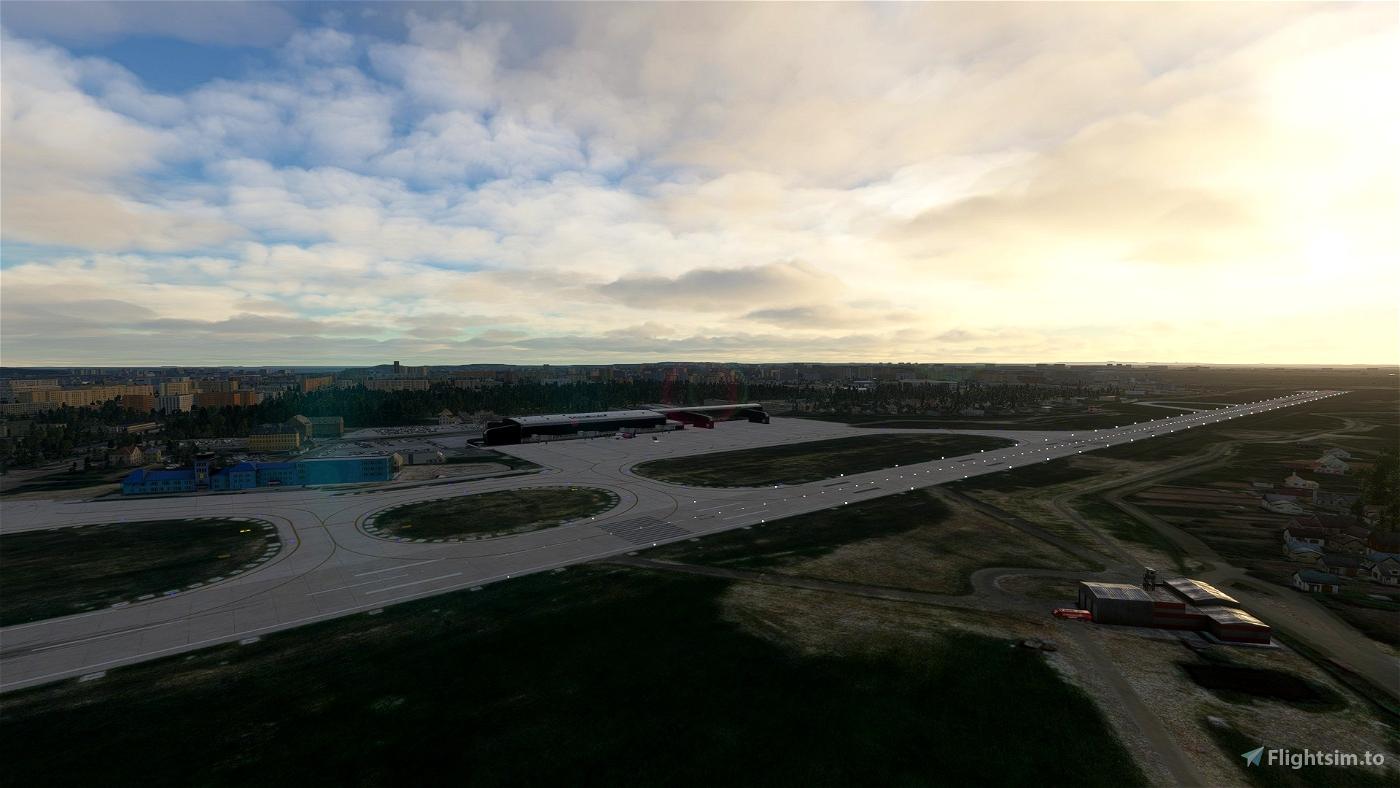 Lviv International Airport — UKLL Flight Simulator 2020