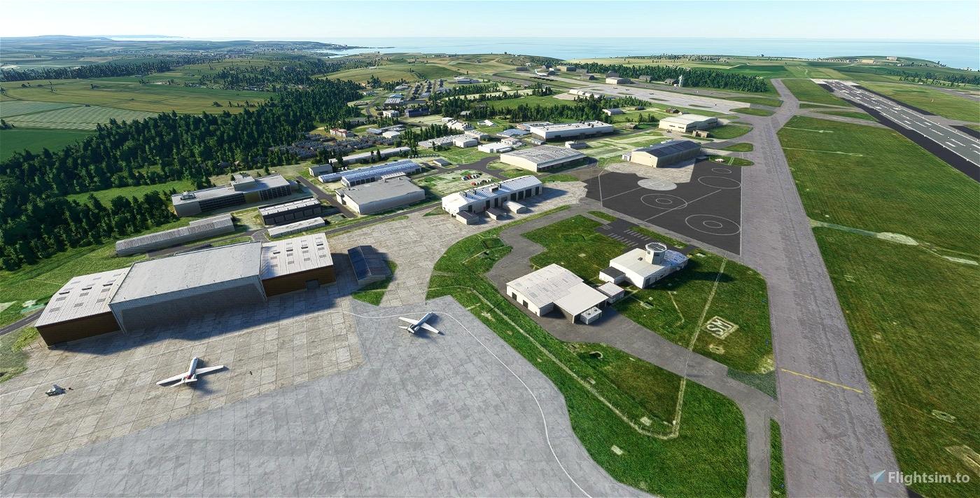 EGHQ - Newquay Airport/ St Mawgan AB - Upgrade