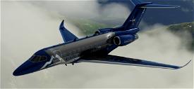 VOLCAN AIR CITATION LONGITUDE Image Flight Simulator 2020