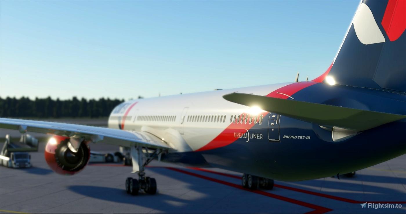 Boeing 787-10 Azur