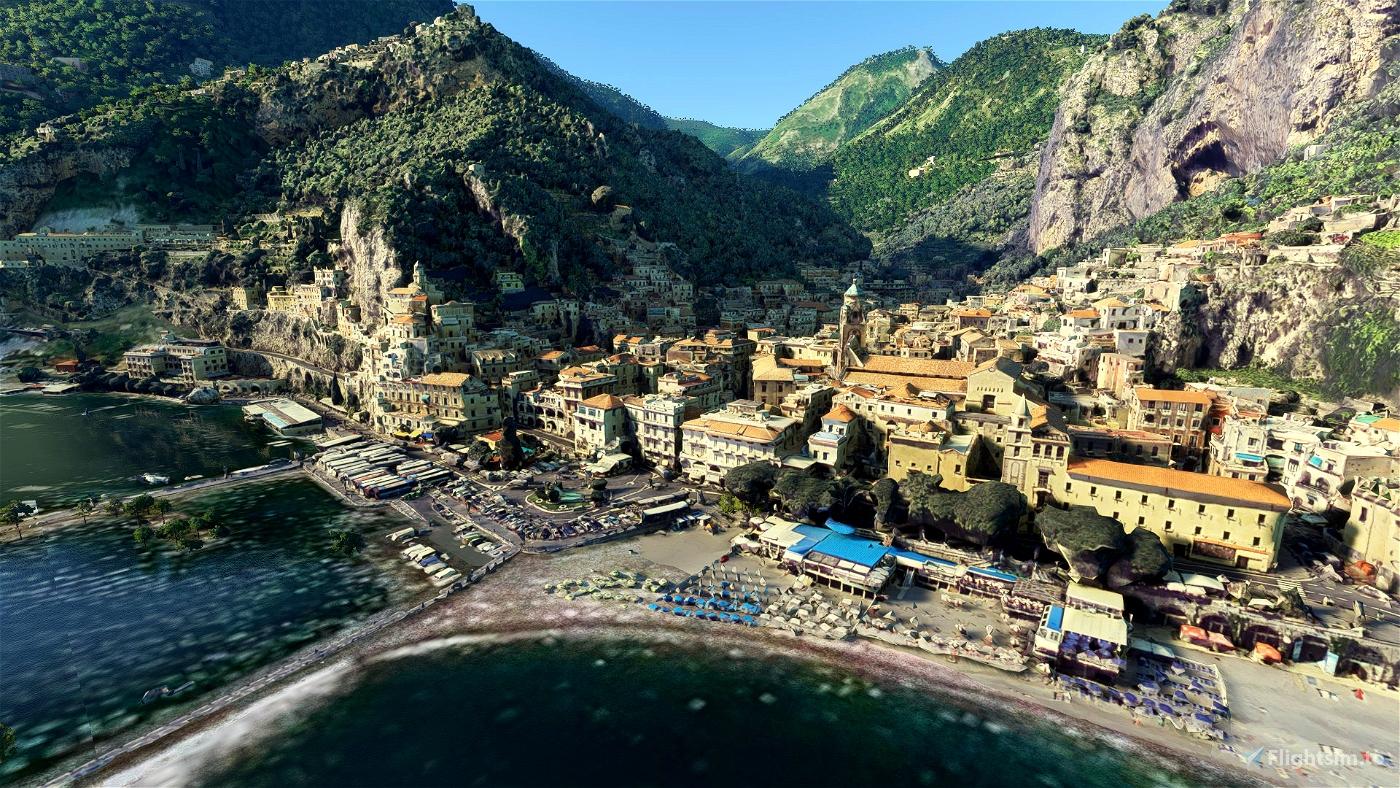 Italy - Amalfi