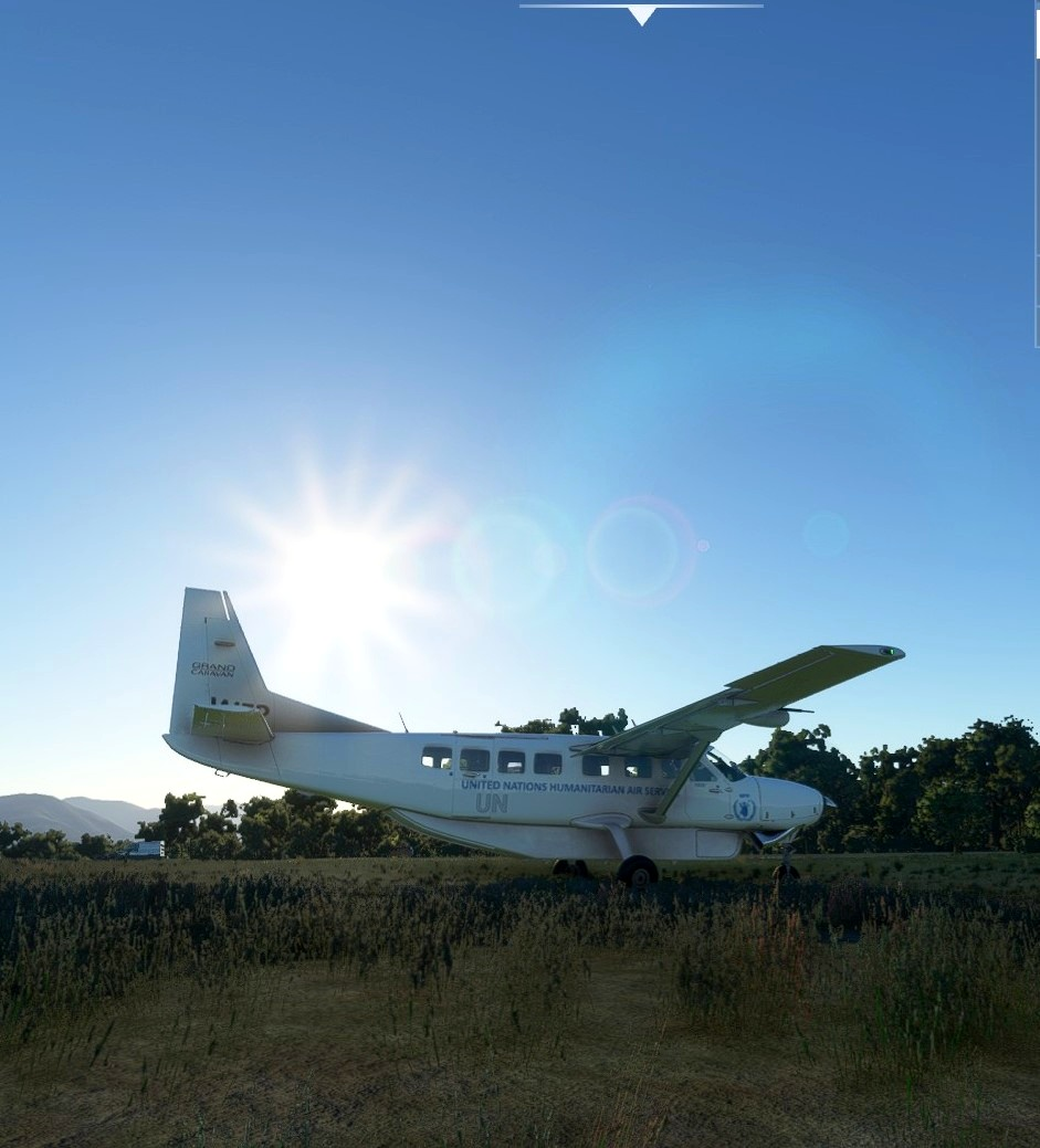 United Nations Cessna 208 B