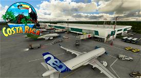 Aeropuerto Internacional Daniel Oduber Quirós - MRLB - Costa Rica Image Flight Simulator 2020