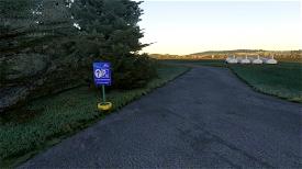Letiště Jičín-LKJC Image Flight Simulator 2020