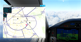 FSPM VFR Map Image Flight Simulator 2020