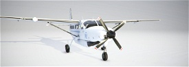 United Nations Cessna 208 B Image Flight Simulator 2020