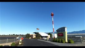 KEMT El Monte Airport (San Gabriel Valley Airport) Image Flight Simulator 2020