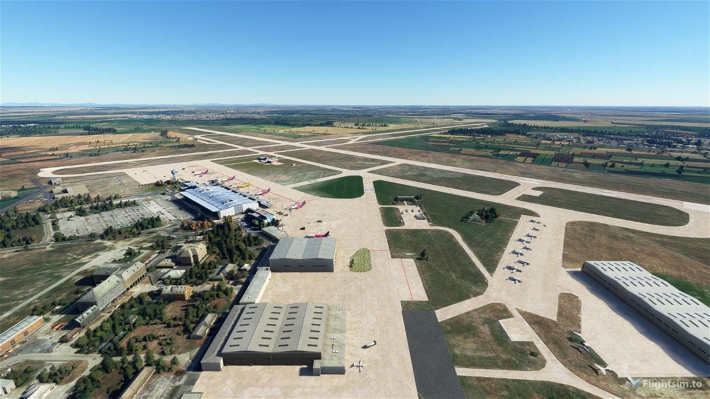 LZIB Bratislava M.R. Stefanik airport