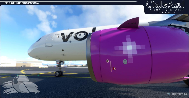 Volaris | N529VL & N538VL | Asobo Airbus A320neo (8K)