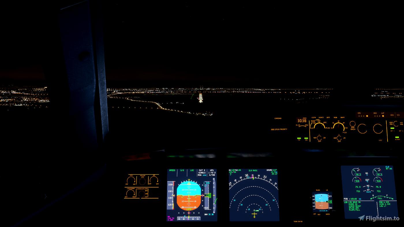 LZIB Bratislava M.R. Stefanik airport Flight Simulator 2020