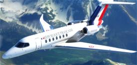 CITATION LONGITUDE ETEC Image Flight Simulator 2020