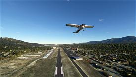 L35 Big Bear Airport Image Flight Simulator 2020
