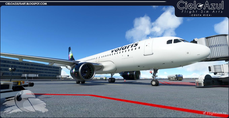 Volaris | N529VL & N538VL | Asobo Airbus A320neo (8K) Flight Simulator 2020