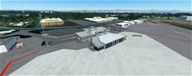 Yakima Air Terminal/McAllister Field, Yakima WA USA - KYKM V1.3 Image Flight Simulator 2020
