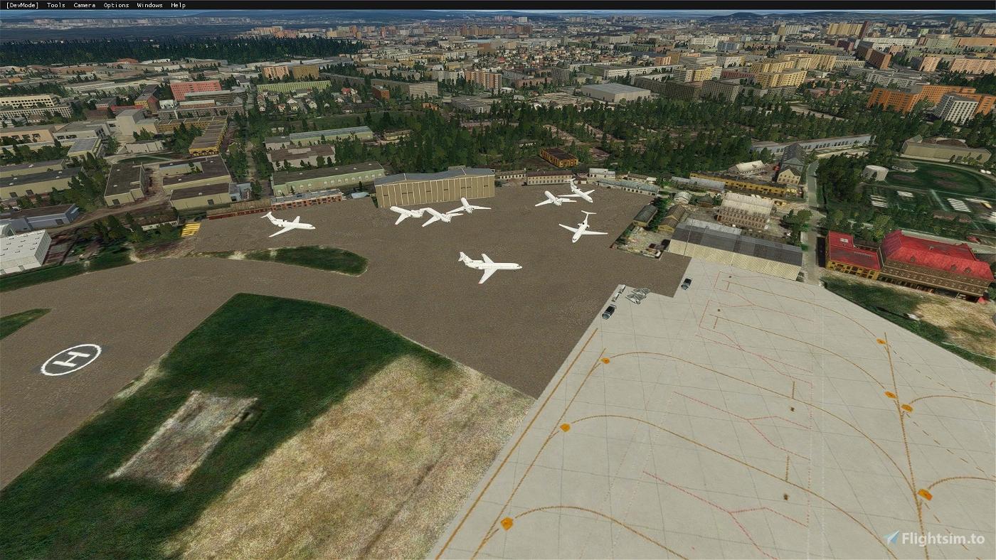 Lviv International Airport — UKLL