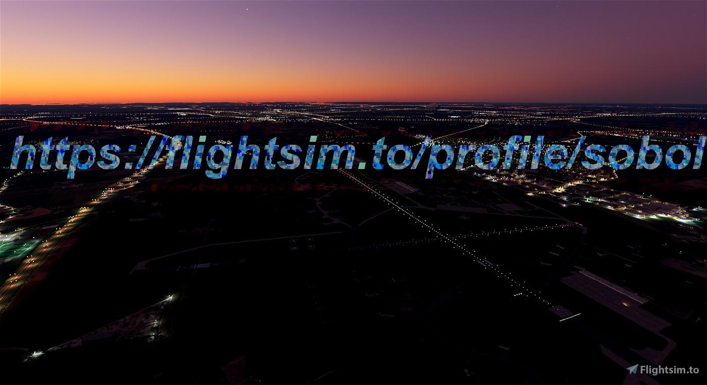 EHGR-Gilze Rijen Flight Simulator 2020