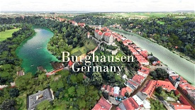 Burghausen, Germany - Photogrammetry Image Flight Simulator 2020