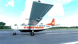 Cessna C208 Conviasa Image Flight Simulator 2020