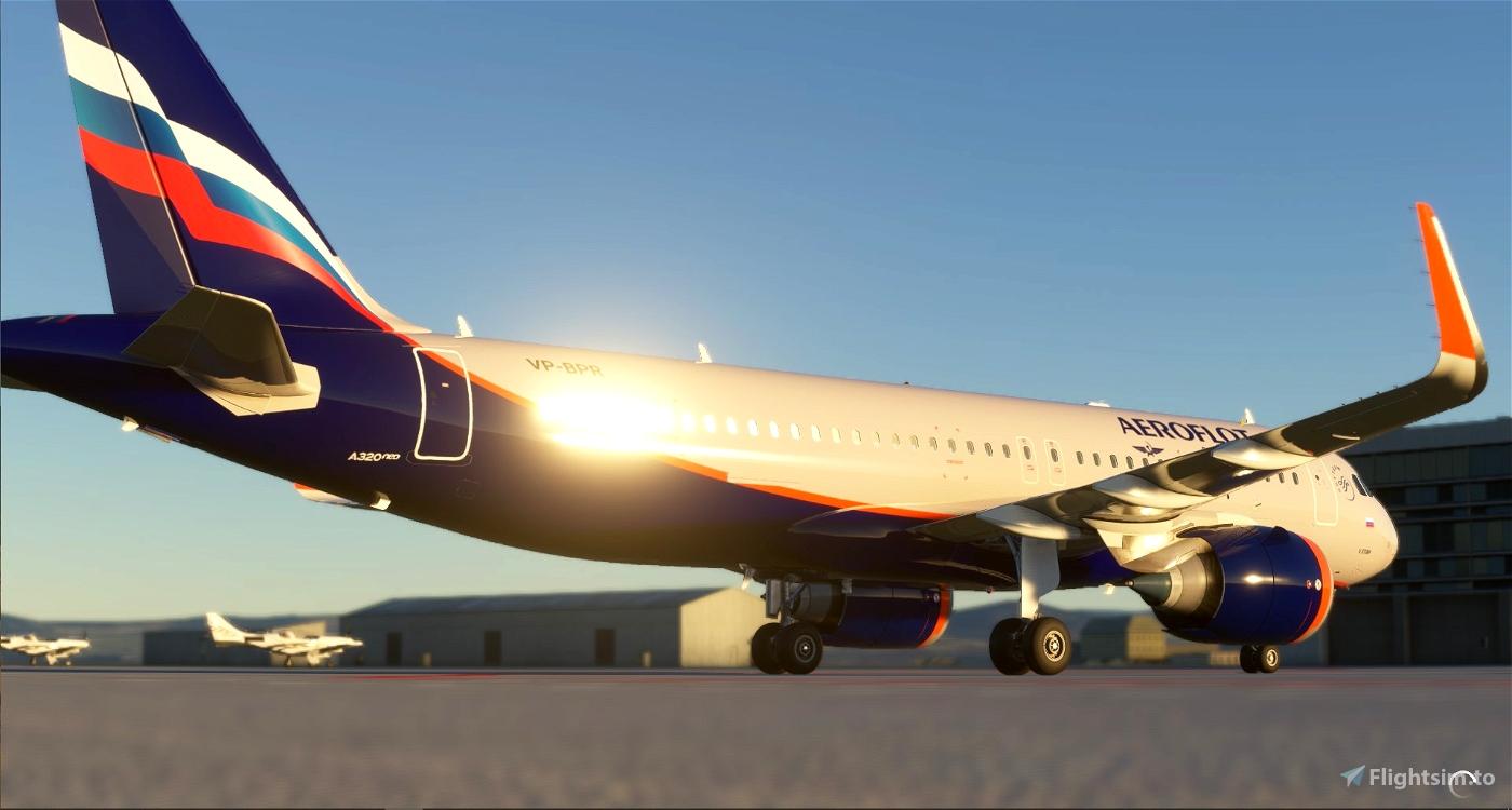 A320 Aeroflot